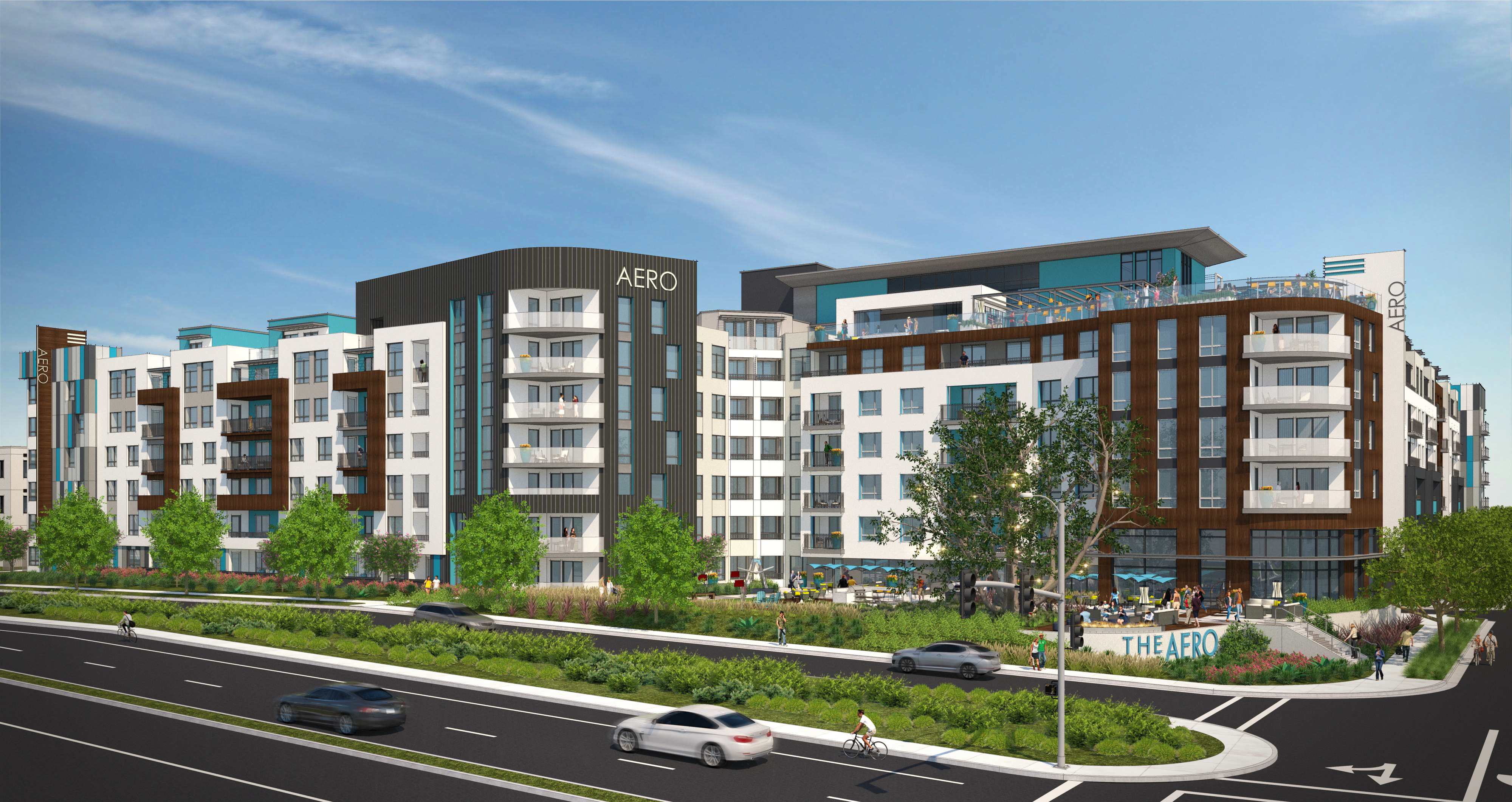 SRG Residential Begins Design of Aero Apartments in San Diego, CA