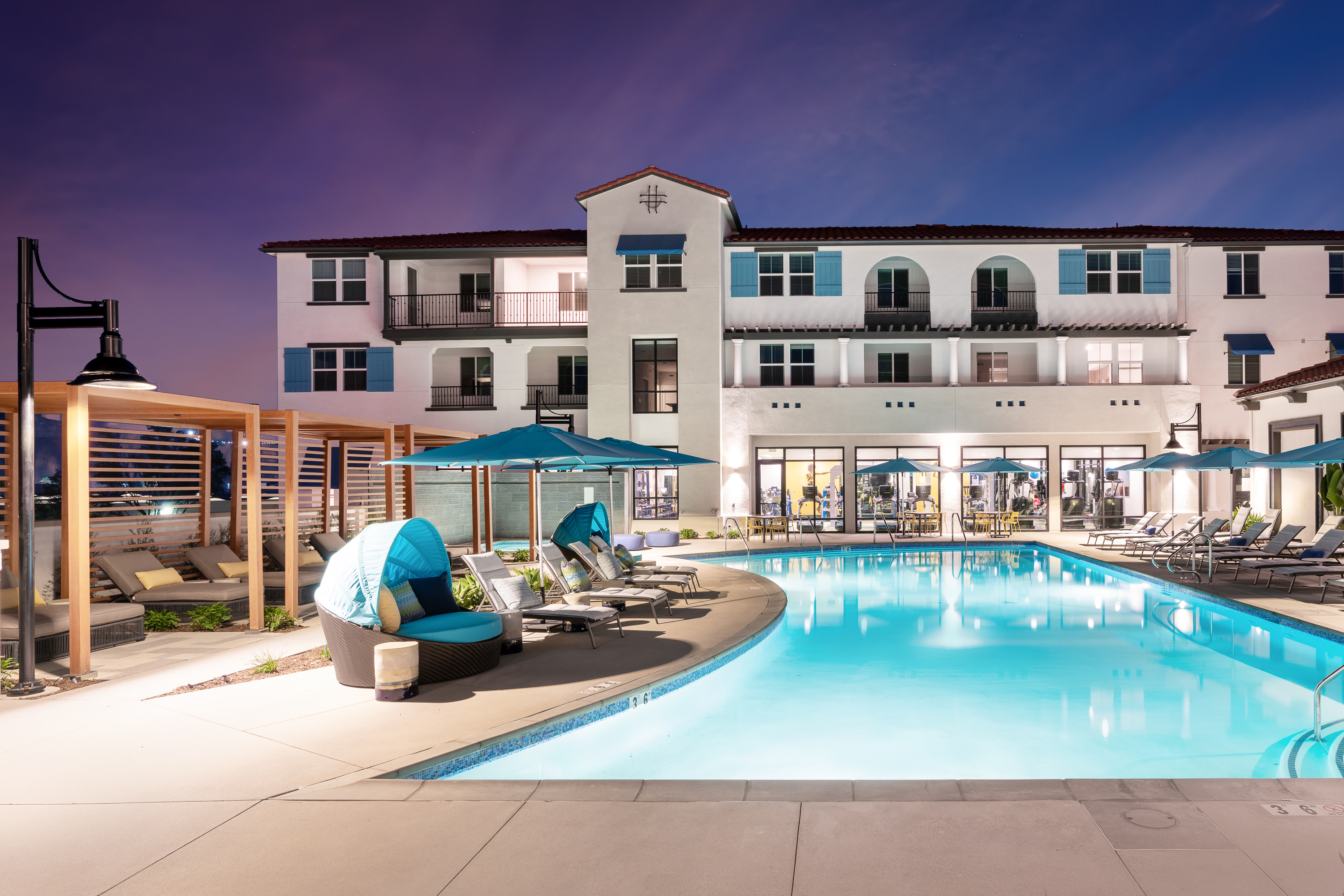 The Monterey Apartments in Corona, CA Nearing Completion