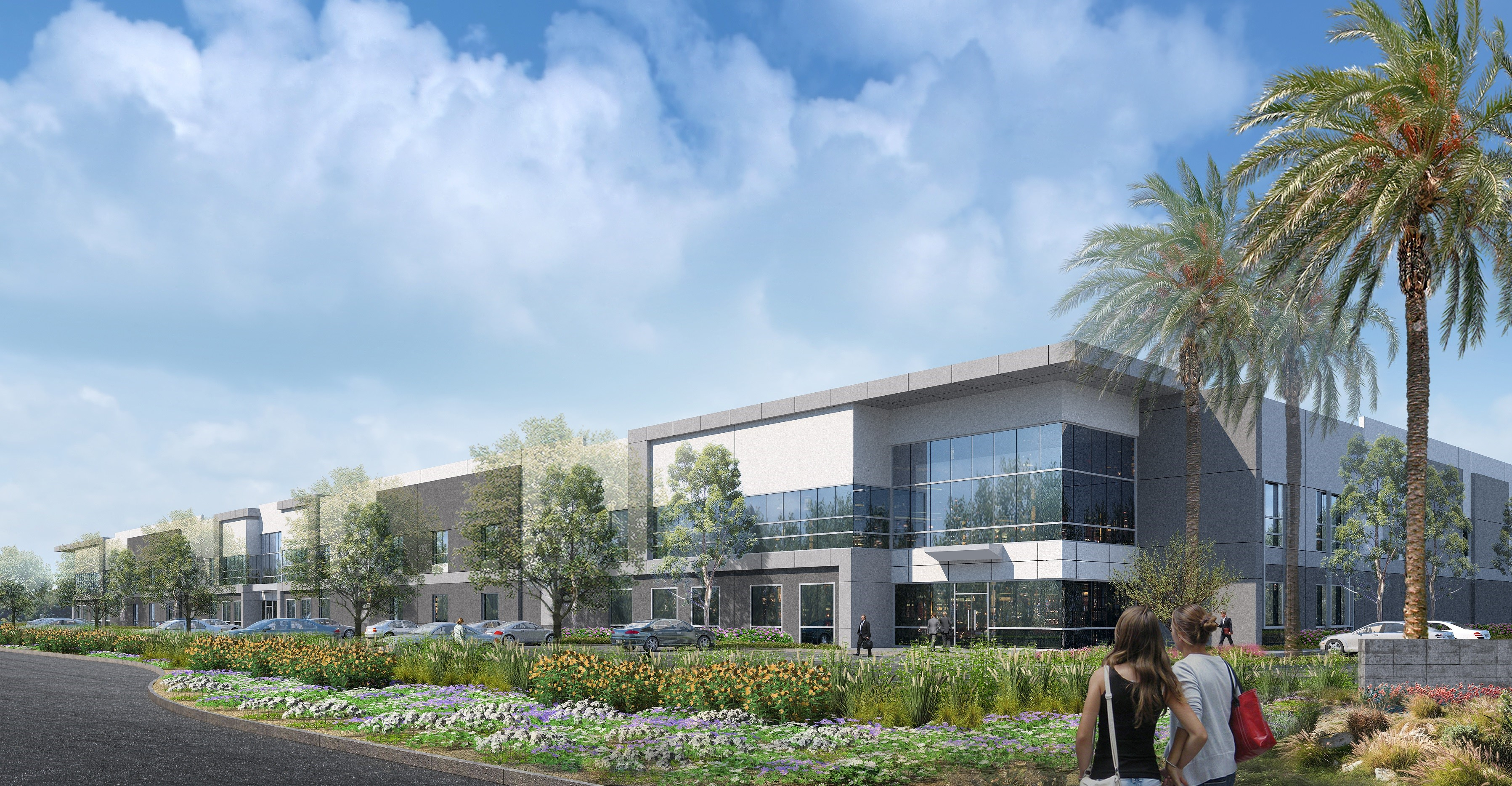 Torrance Commerce Center Phase II Begins Construction