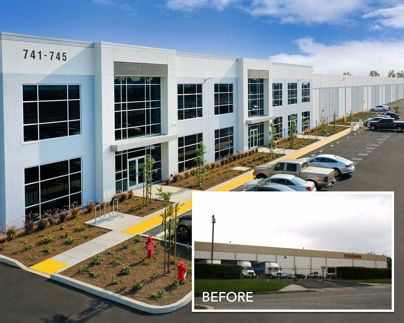 SRG Commercial Property Services Repositions 381K+ SF Building in Compton, CA