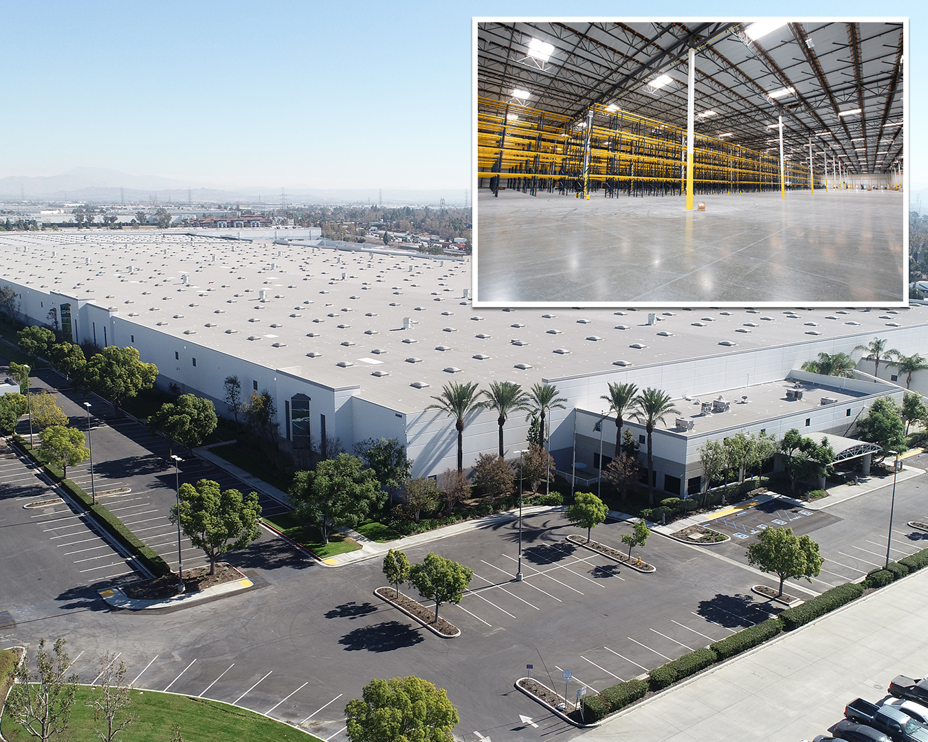 SRG Commercial Property Services Seizes Industrial Space Opportunity in Ontario, CA