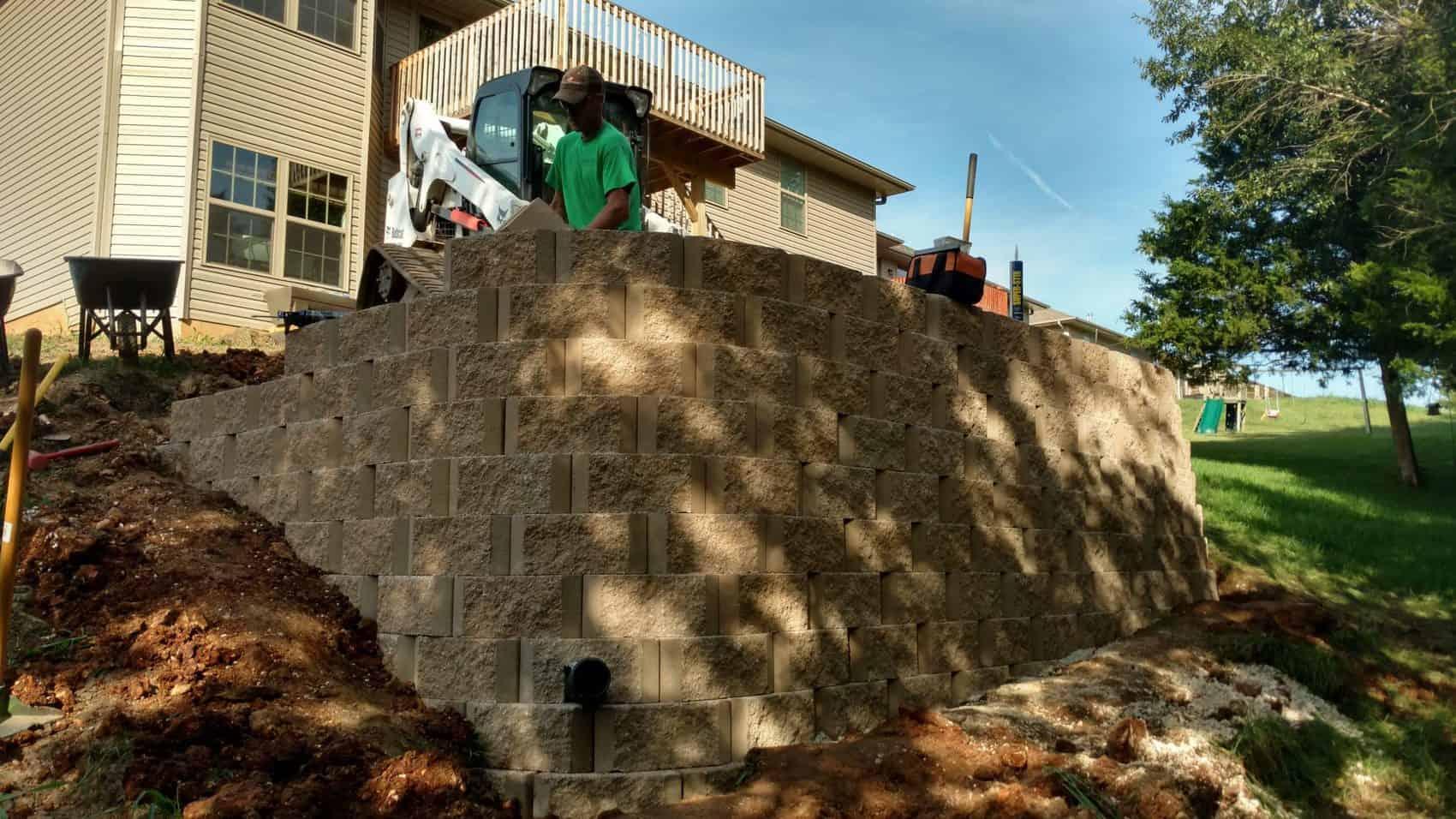 Hardscape & Retaining Walls