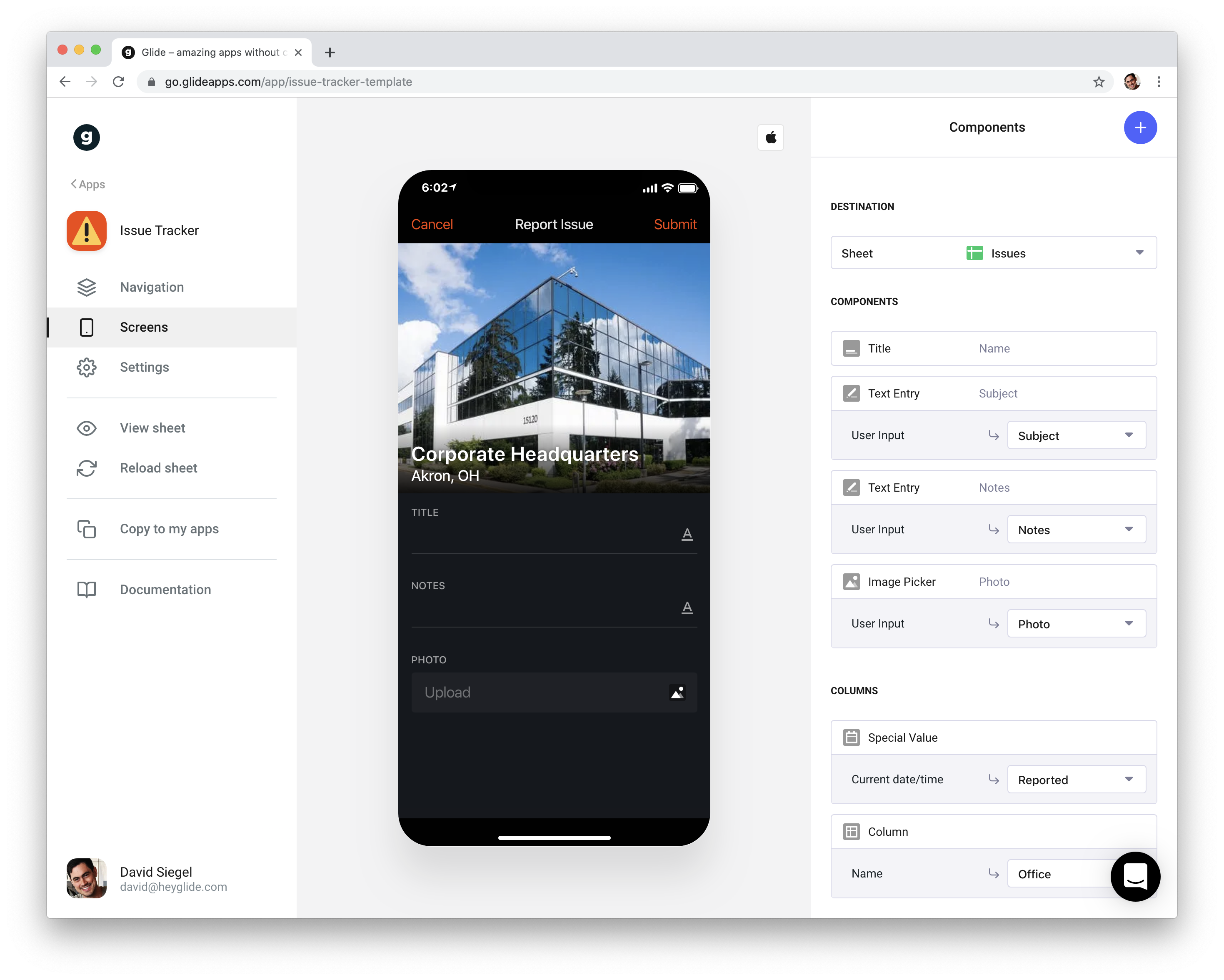 🖋️ Display-only components on Add, Edit, and Forms screens