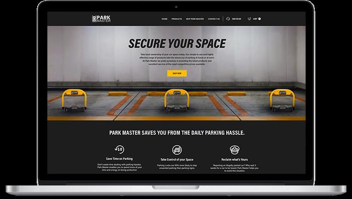 Park Master Website