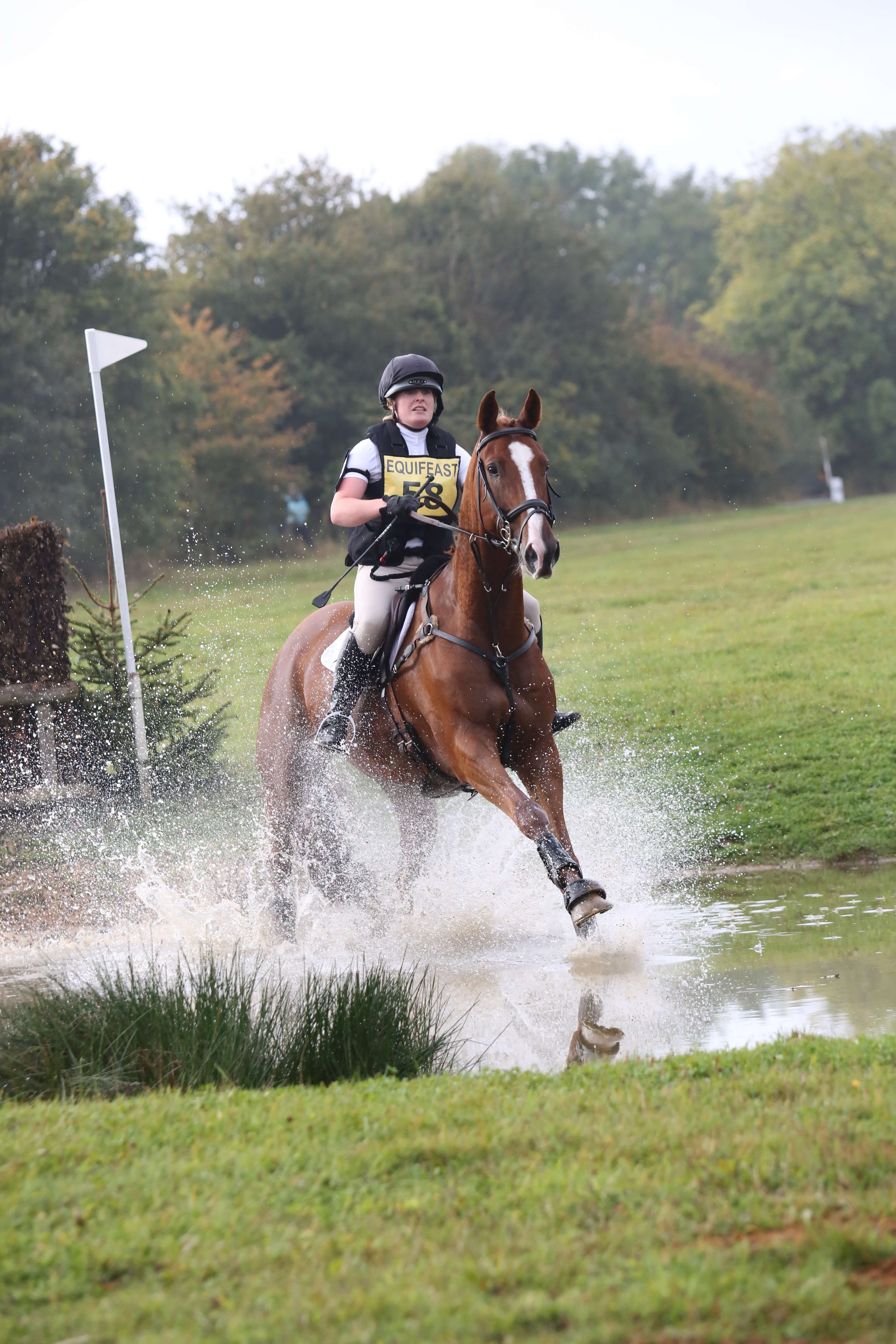 Calmsden Events Water Jump