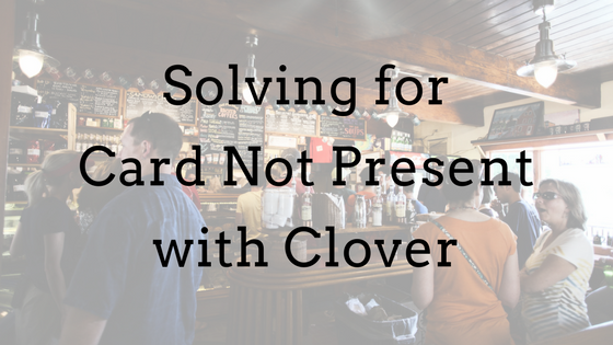 How to Store Credit Cards With Clover for Recurring Payments