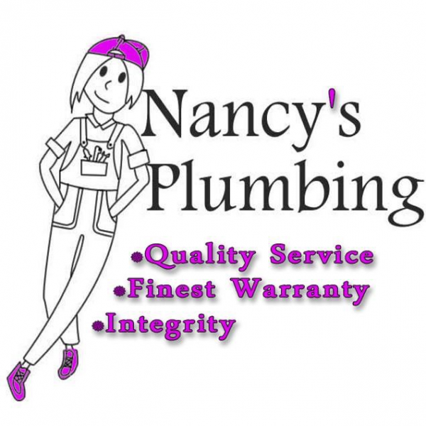 Nancy's Plumbing Logo