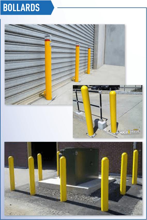 Bollard Examples