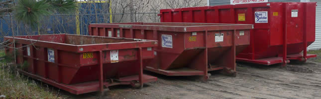 Roll-Off Dumpster Sizes for Nisswa Sanitation