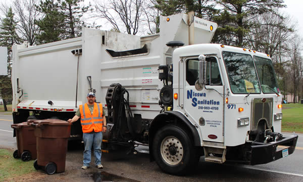 Nisswa Sanitation Company Serving the Brainerd Lakes Area