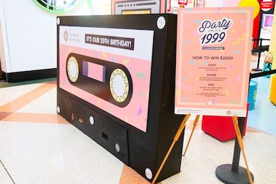 photo booth event activation