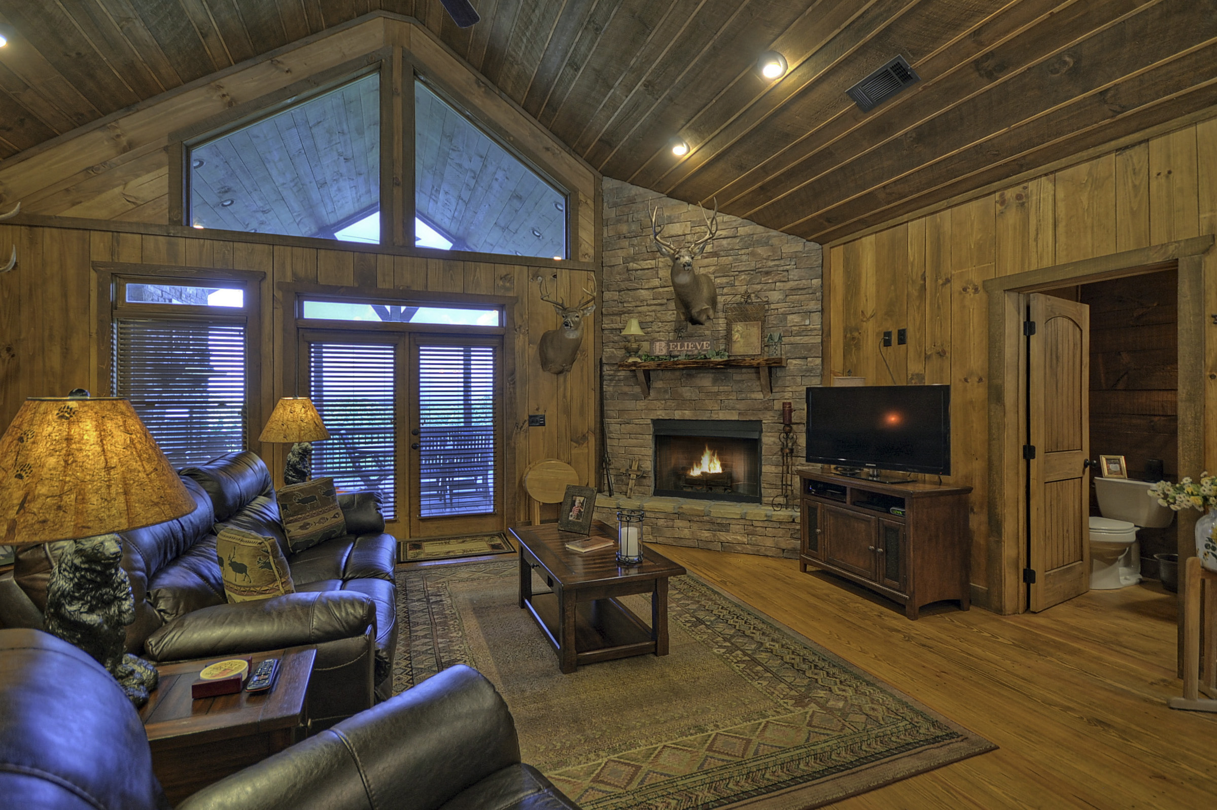 Staging Your Mountain Cabin To Sell Christy Reese Realtor