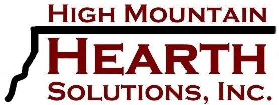 high mountain hearth solutions logo