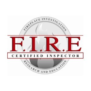 FIRE certified inspection logo
