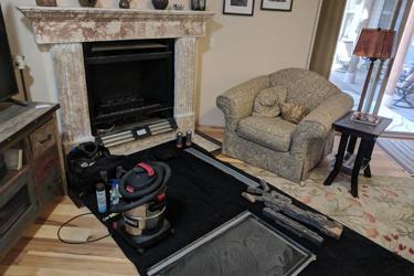 hearth appliance maintenance
