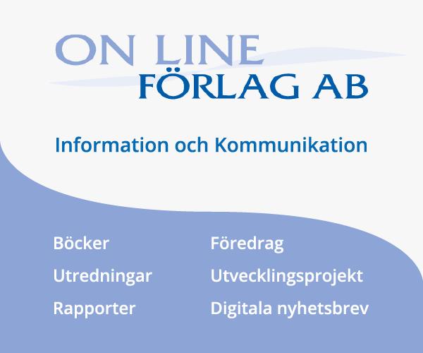 Online förlag