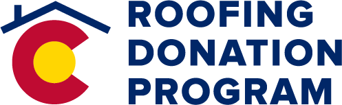 Colorado Roofing Donation Program