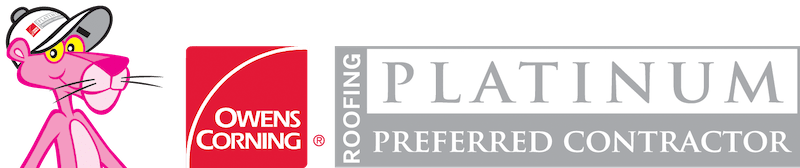 Owens Corning. Roofing Platinum Preferred Contractor