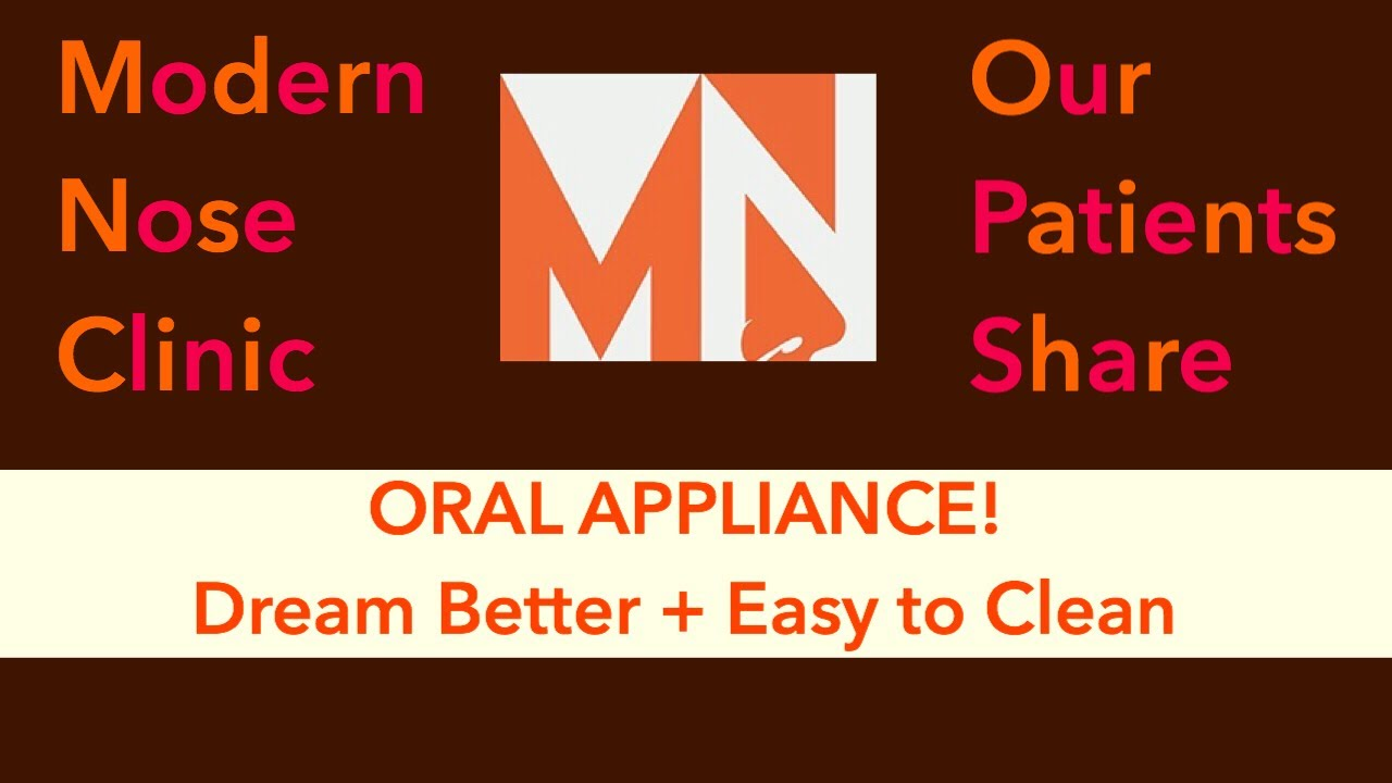 Testimonial: ORAL APPLIANCE WORKS! I Dream Now