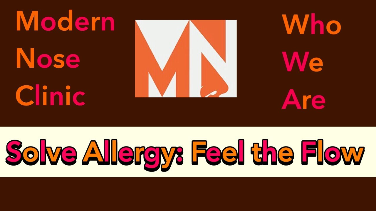 Allergy Welcome