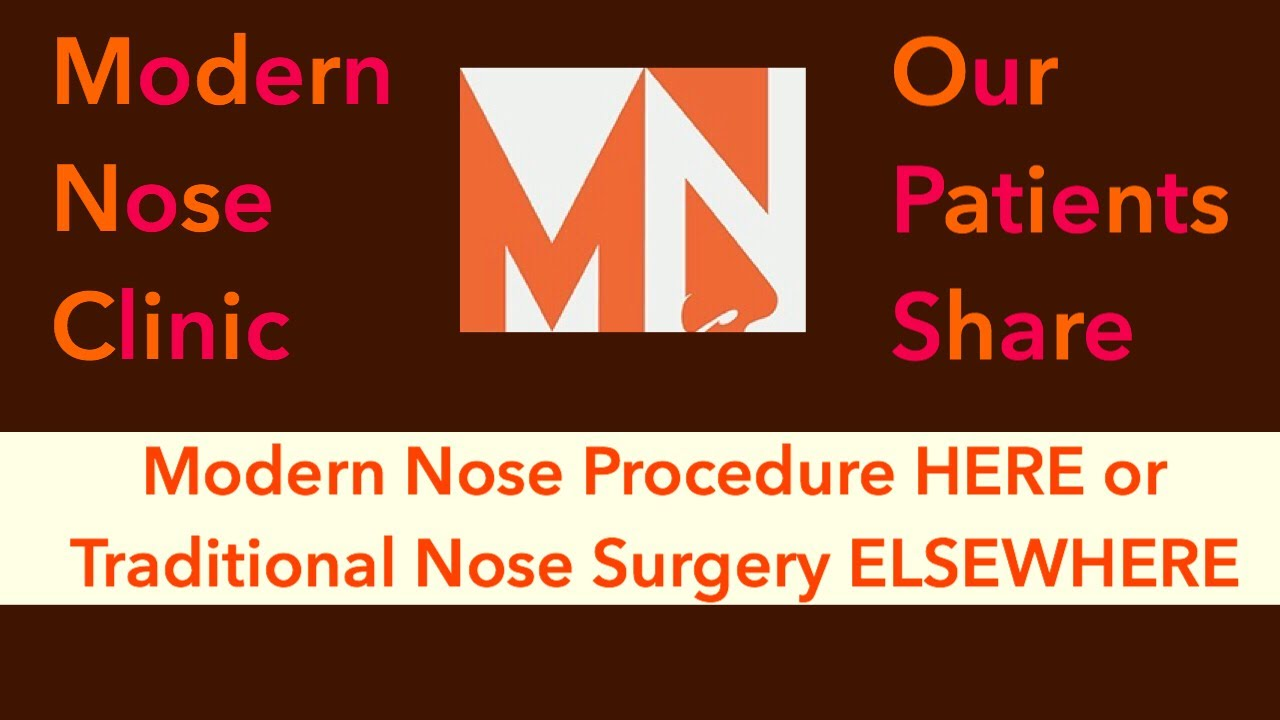Comparing Modern Nasal Procedure with Traditional Sinus Surgery in the Operating Room