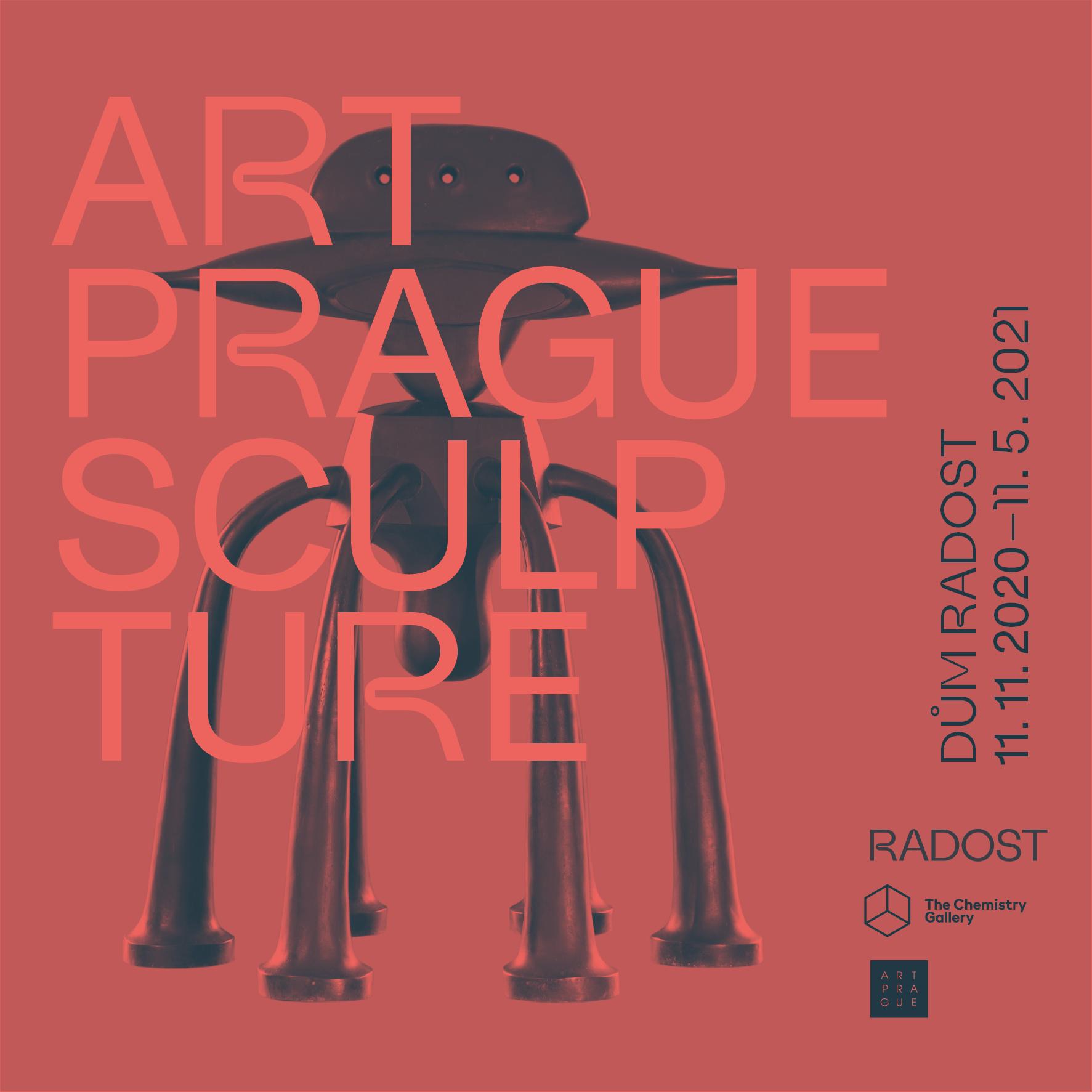 ART PRAGUE SCULPTURE v Radosti