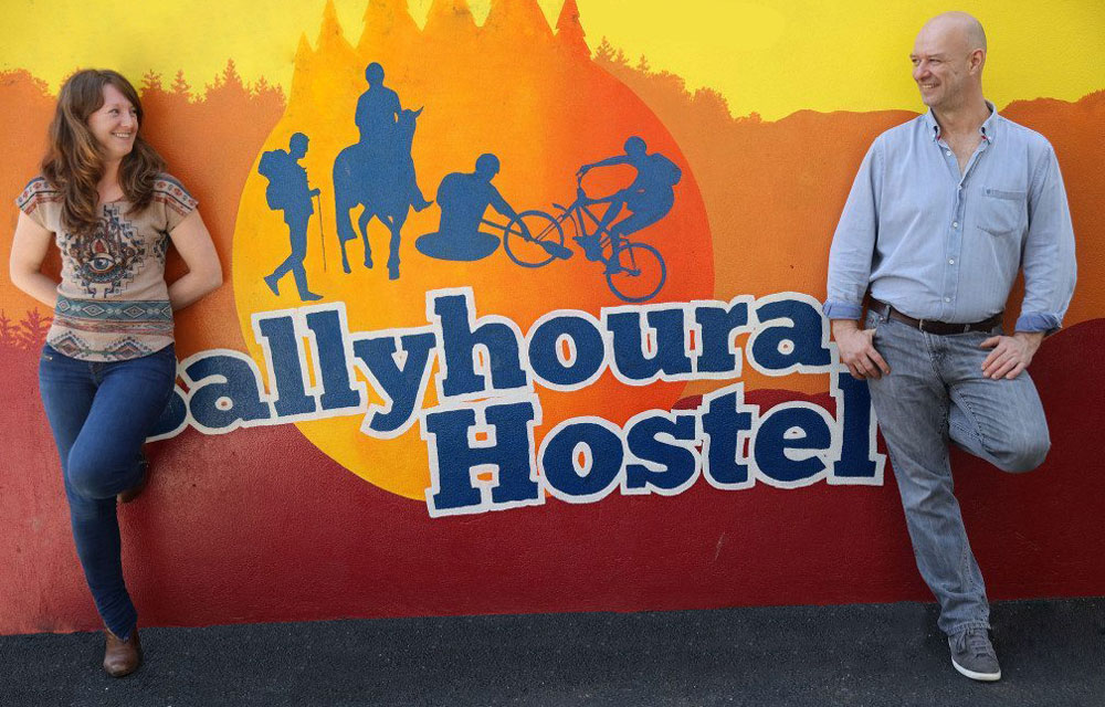 Our Story - Ballyhoura Hostel