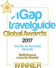 iGap Travel Guide Global Awards 2017 Winner