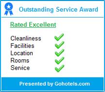 GoHotels - Outstanding Service Award - Ballyhoura Luxury Hostel