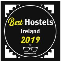 Best Hotels Ireland 2019  - Ballyhoura Luxury Hostel