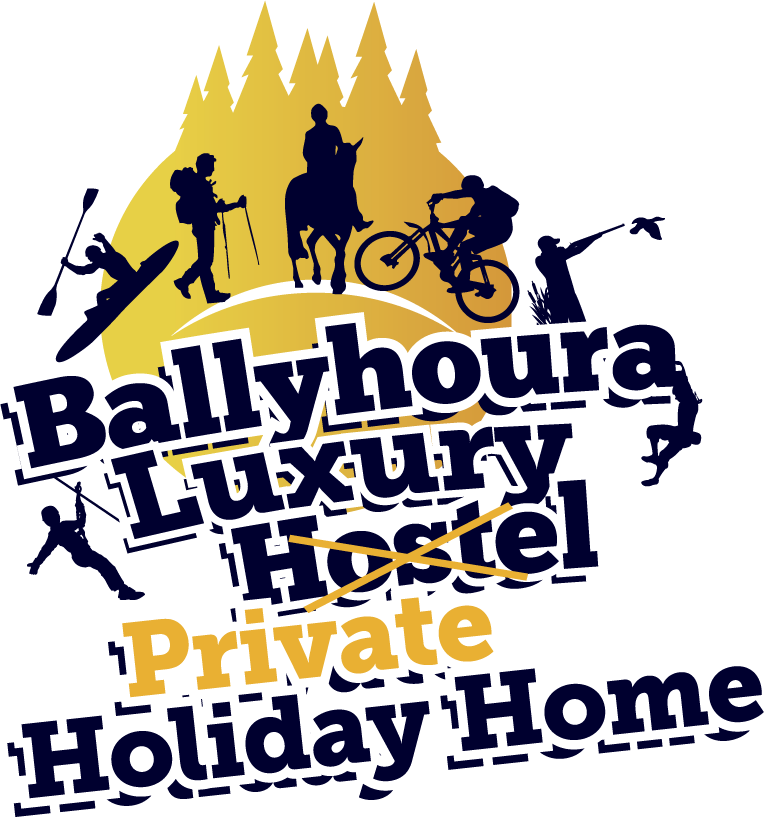 Ballyhoura Luxury Hostel ↠ Luxury in County Limerick