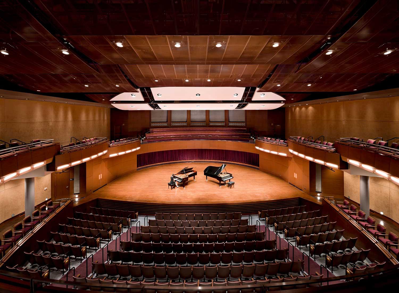 James Madison University Performing Arts Center