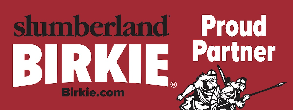 Birkie Proud Partner sign
