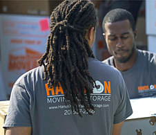 local movers - hands on moving