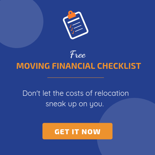 moving financial checklist