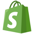 Shopify Icon, Ecommerce Stores