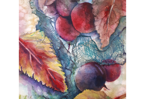 Watercolour Still Life Workshop: Midge Ravensdale
