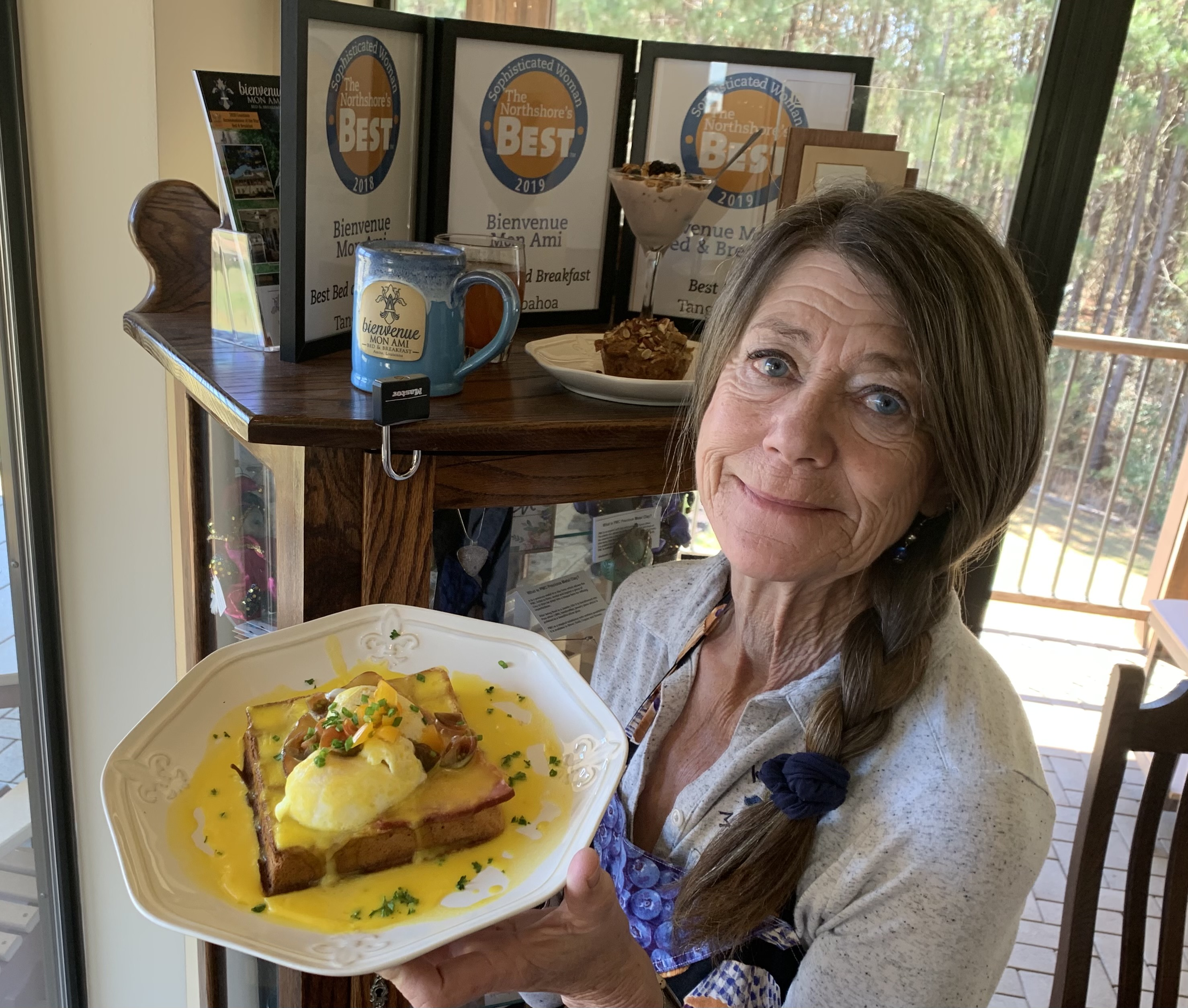 Best of Northshore CHEF; Experience Chef Laura's Gourmet Cuisine