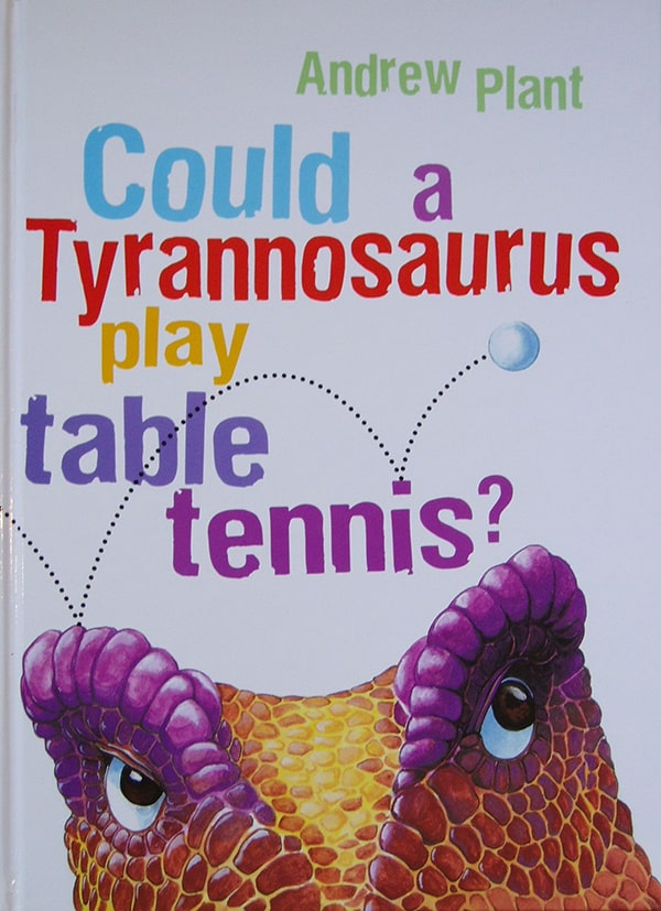 Could a Tyrannosaurus play Table Tennis