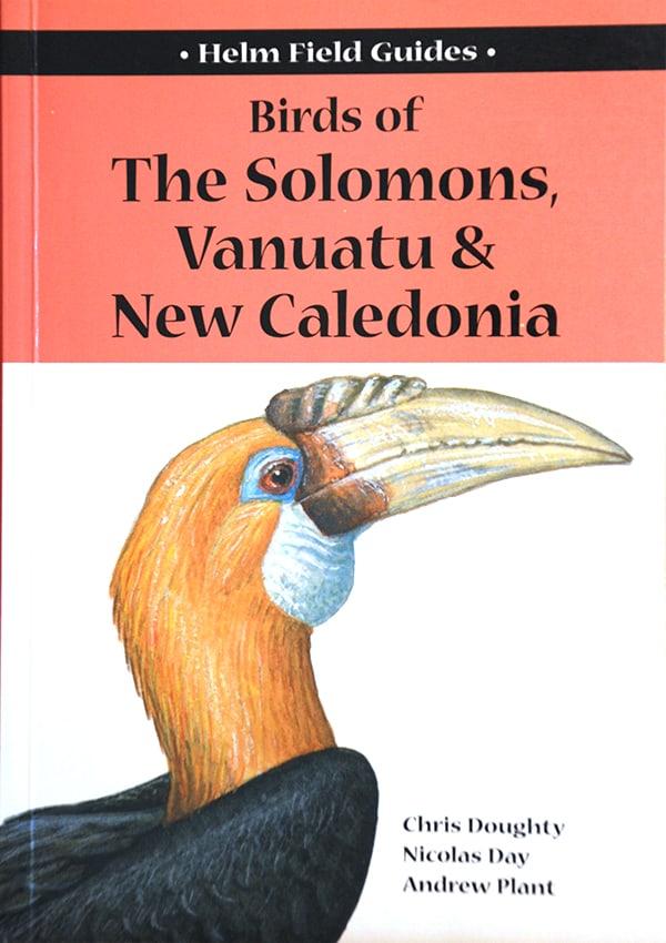 Birds of the Solomons, Vanuatu and New Caledonia
