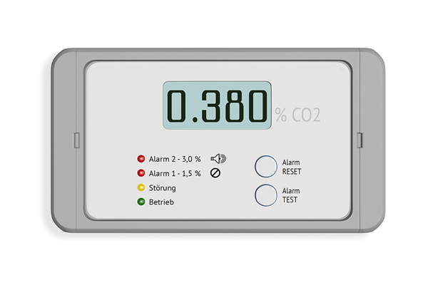 GSX Fixed CO2 Monitor Beverage Systems
