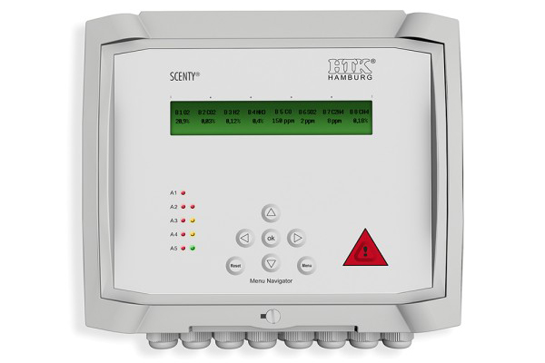 BREATHE Underground Parking Gas Monitor