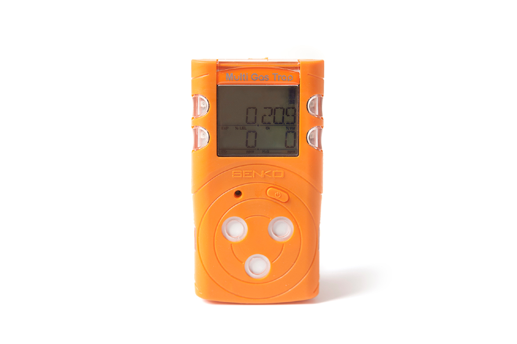 Combustible Gas Detector Safe Alarm
