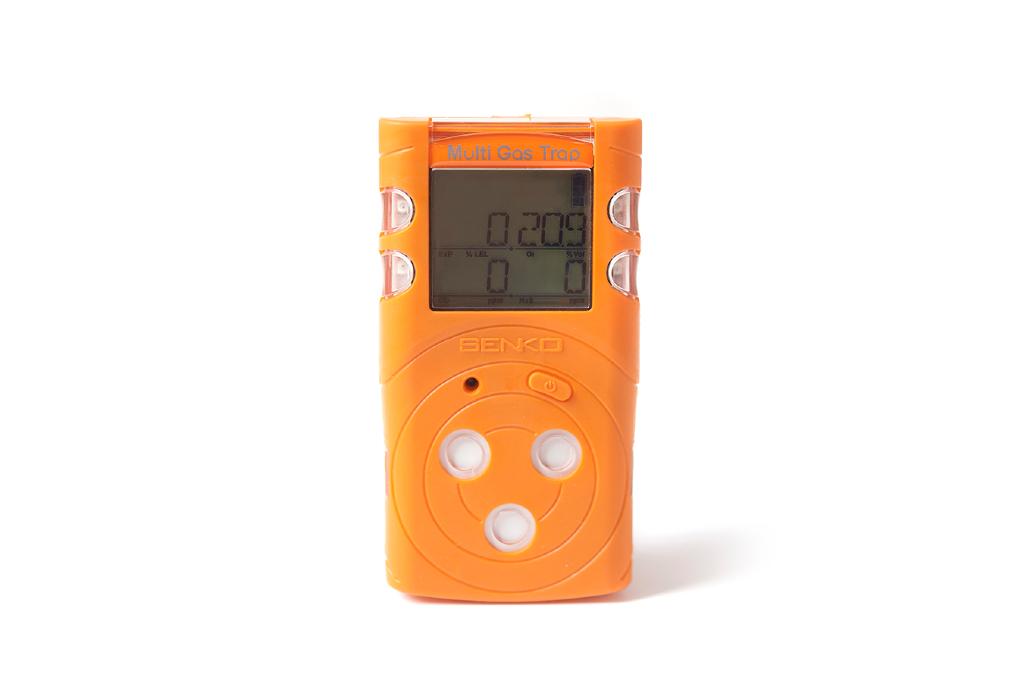 BREATHE Personal PSA Multi Gas Detector