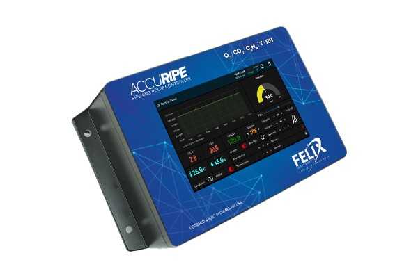 F-901R Accuripe Ripening Gas Controller
