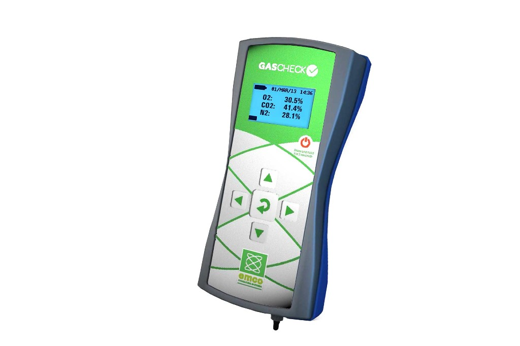 GasCheck Ethelyne Package Analyser