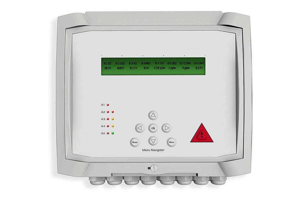 EMCO BREATH O2 Air Quality Monitor and Alarm