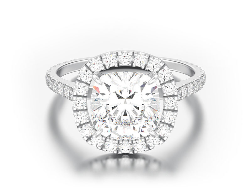 London Collection - Engagement Ring