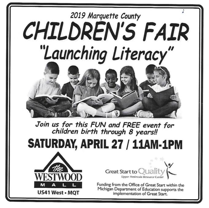Childrens Fair information