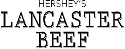 Hershey's Lancaster Beef Logo